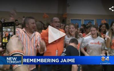 Hundreds Dance In Honor Of Parkland Victim Jaime Guttenberg